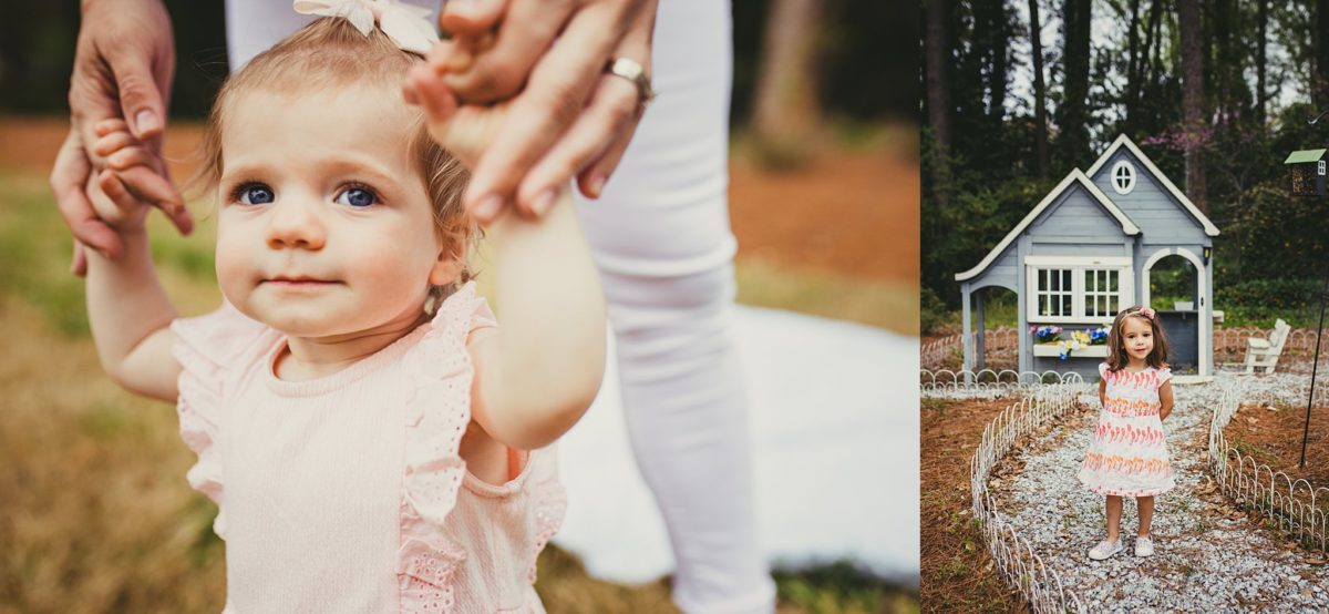 At home Family Mini Session Atlanta Family & Child Photographer
