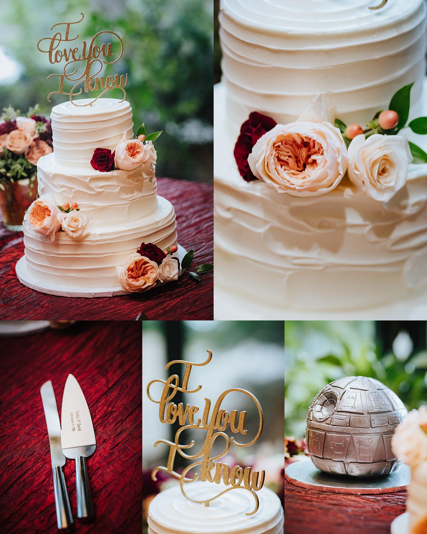 Atlanta Wedding Photographers Callaway Gardens Wedding Star Wars