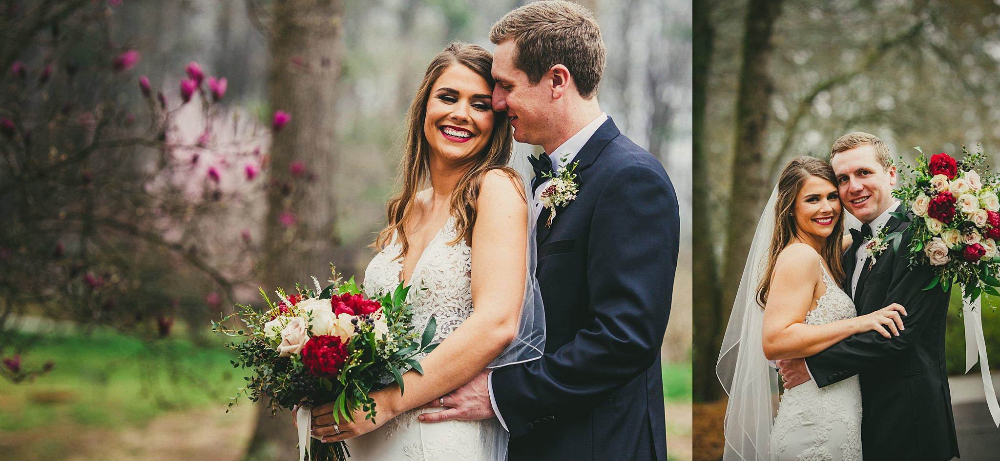 Atlanta Wedding Photographer Spring Wedding at Little River Farms