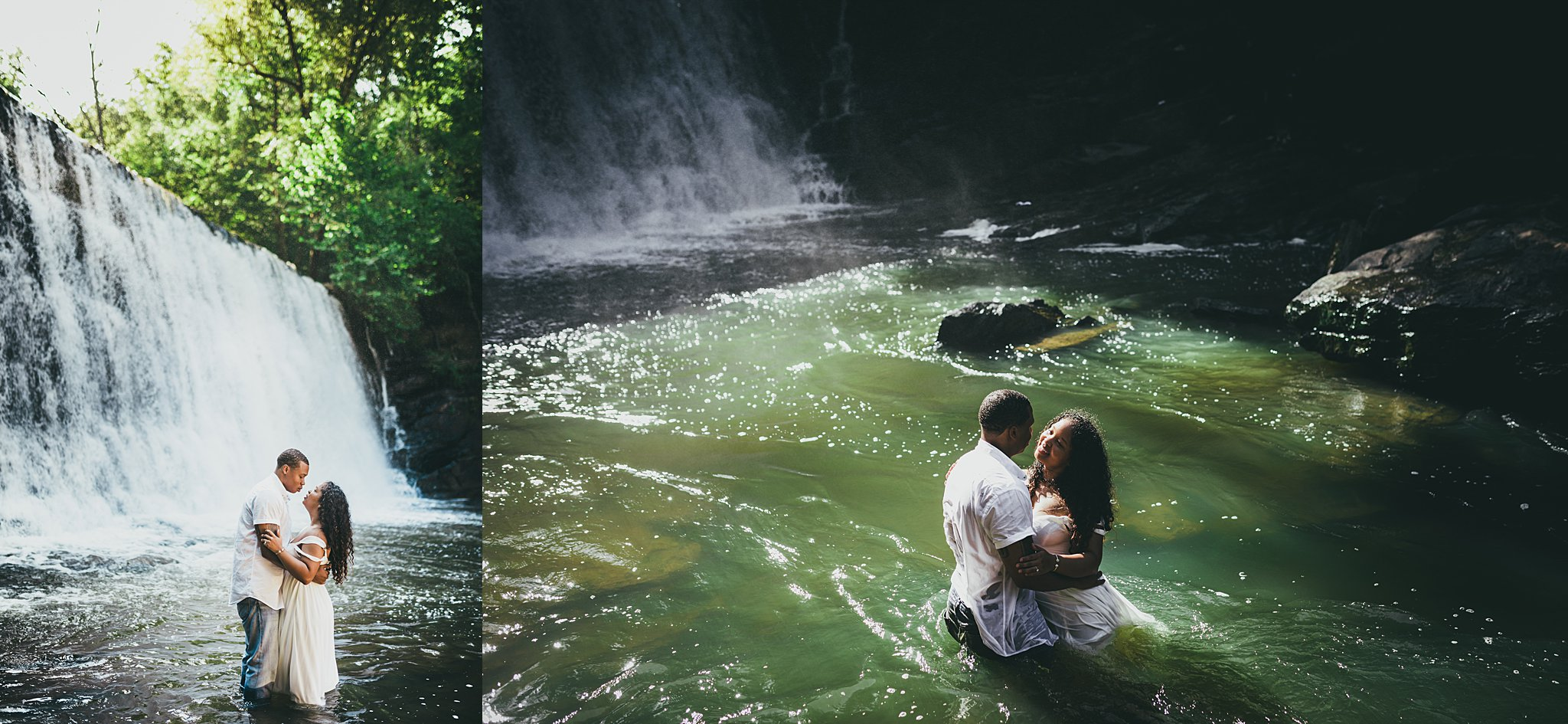 vickery-falls-at-roswell-mill-adventure-engagement-session-atlanta-wedding-photographers